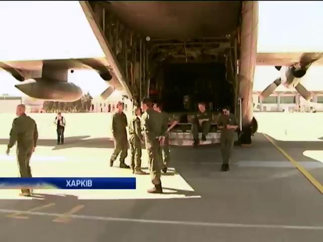 До Нiдерландiв прибули 227 домовин з жертвами Боiнга-777 (вiдео) (видео)