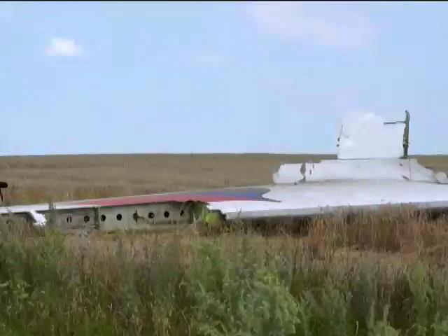 Данные черных ящиков Боинга-777 подтверждают попадание ракеты (видео)