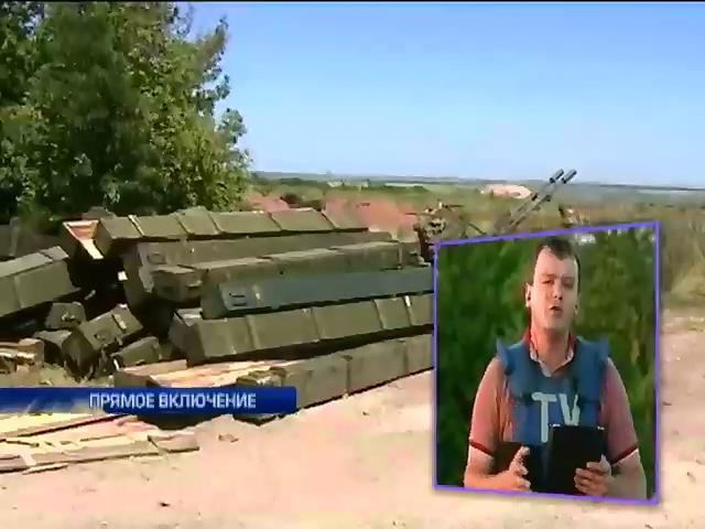 Жители Горловки сообщают о десятках погибших после обстрелов (видео) (видео)