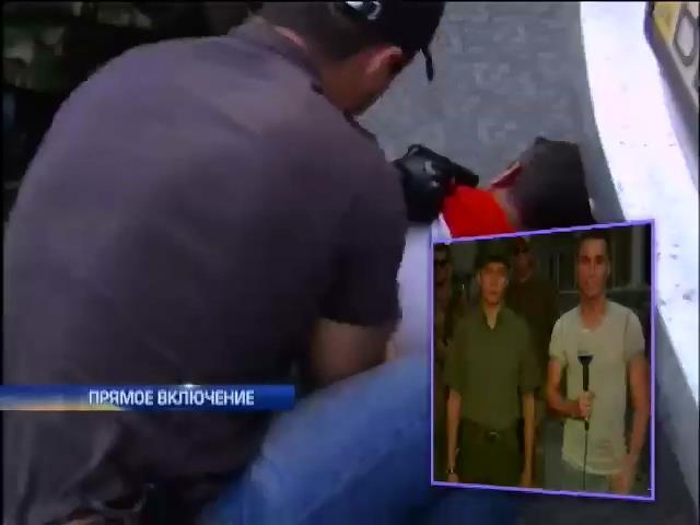 Мэр оккупированного Стаханова задержан на отдыхе в Бердянске (видео) (видео)