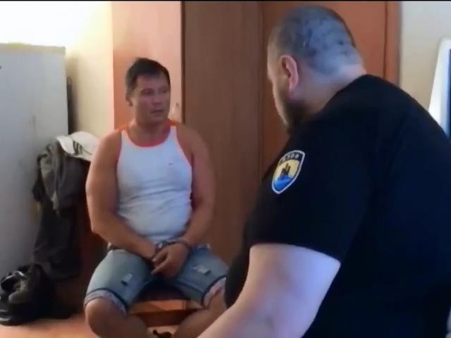Арестованный мэр Стаханова сотрудничал с Болотовым и Царевым (видео) (видео)