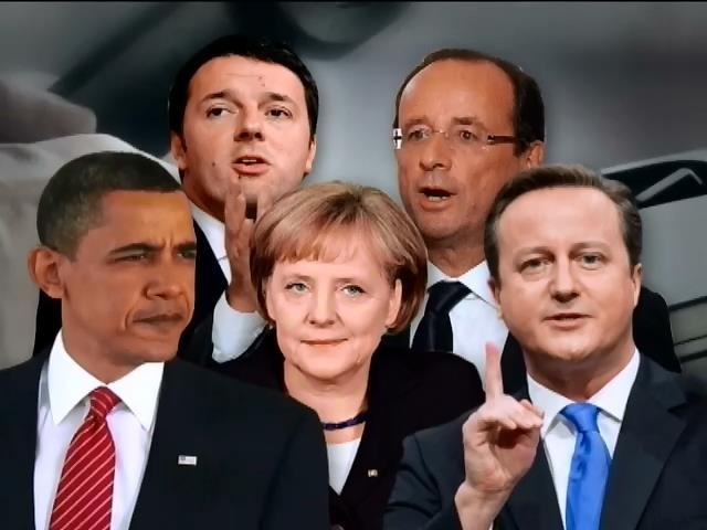Меркель готова прервать отпуск, чтобы ужесточить санкции против России (видео)
