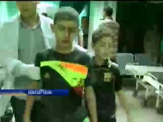 Израиль танками обстрелял школу в секторе Газа: убито 20 человек (видео)