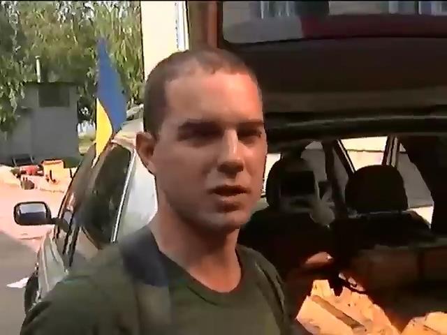 Первомайск будут перекрашивать в цвета флага и вытеснять террористов (видео)
