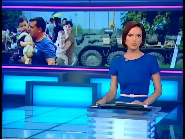 Терористи обстрiлюють гуманiтарний коридор у центрi Луганська (видео)