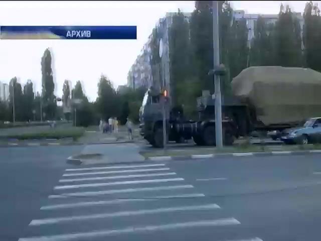 Россия готовит огневые позиции для обстрела украинской территории (видео)