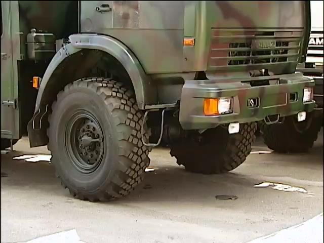 Замену российскому КАМАЗу придется искать на Западе (видео) (видео)