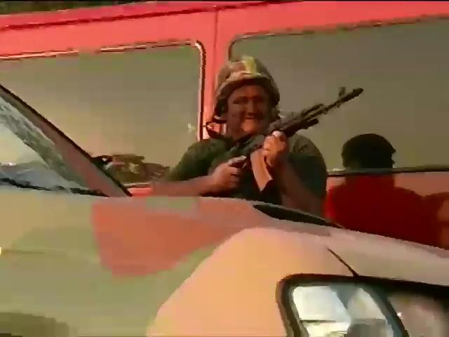 На Луганщине продолжаются ожесточенные бои за Первомайск (видео)