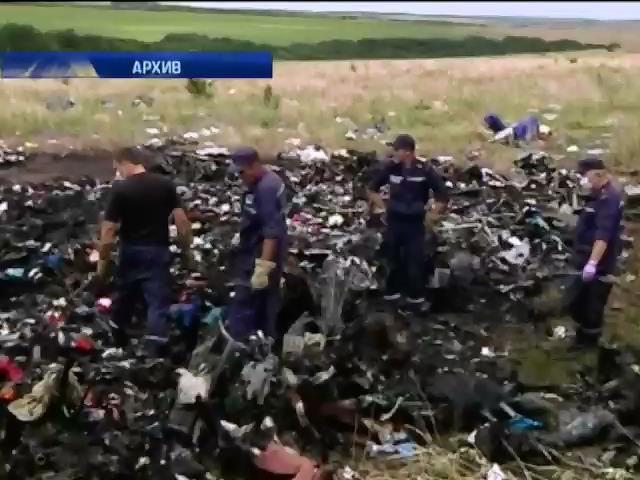 Украина обеспечила экспертам доступ на место катастрофы Боинга (видео)