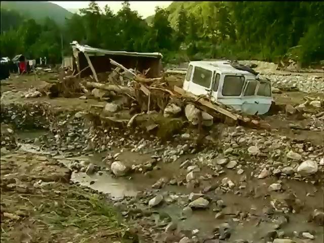 Жертвами повеней у Схiднiй ґвропi стали 5 людей (видео)