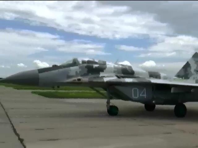 Мiноборони пiдготовило два МiГ-29 для захисту Украiни (видео)