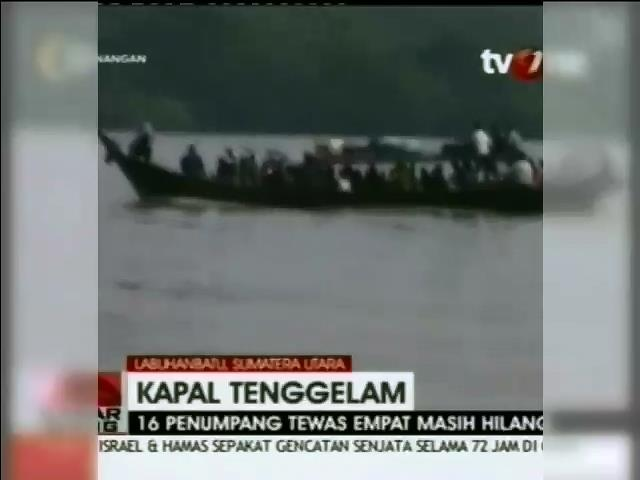 На рiчцi в Iндонезii перекинулось судно: 10 людей загинуло (видео)
