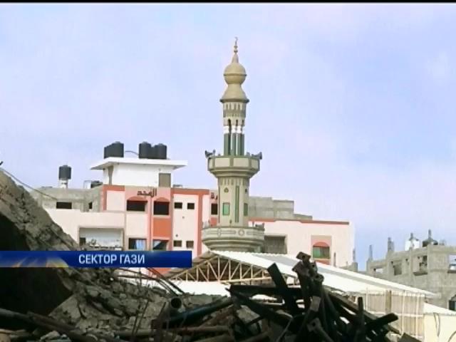 Бойовики ХАМАС звинувачують Iзраiль у порушеннi перемир'я (видео)