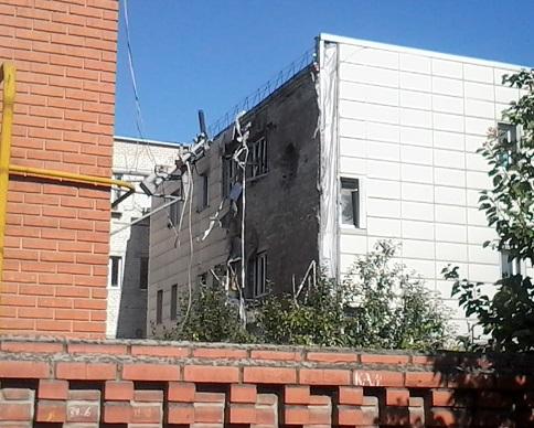 В Луганске частично восстановлена подача электроэнергии