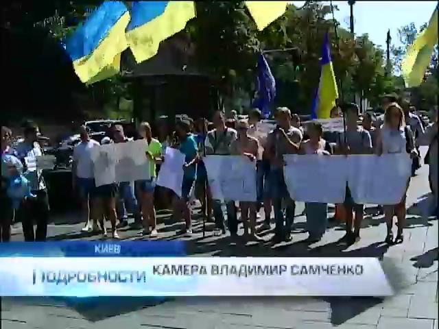 Звезды спорта считают, что Булатов не выделяет деньги на соревнования (видео)