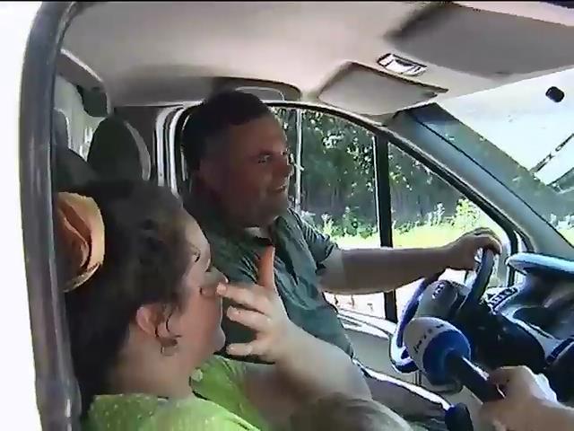 Луганчане утверждают, что в городе орудуют чеченские наемники (видео)