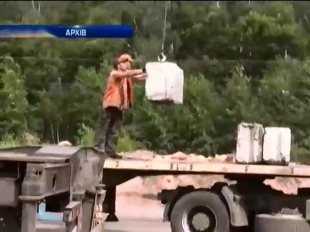 На Донеччинi ремонтники вiдновлюють електропостачання (видео)