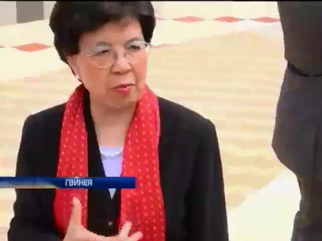 В США и Китае зафиксированы случаи заражения лихорадкой Эбола (видео)