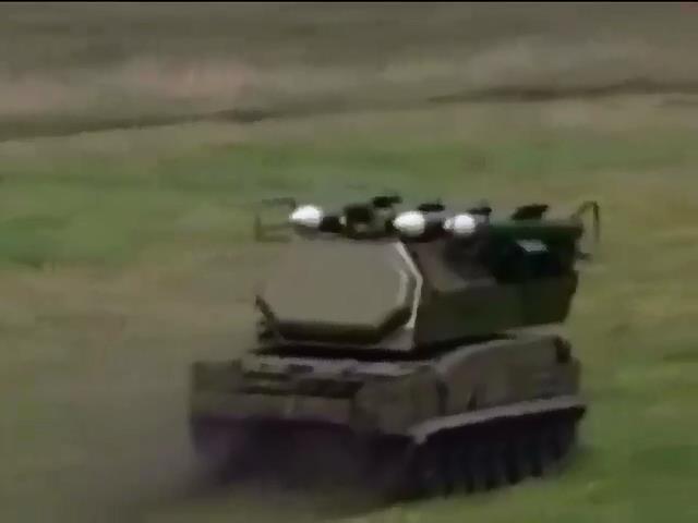 В Черкасской области до сих пор делают запчасти для БУКов из России (видео) (видео)