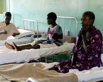 ВОЗ из-за лихорадки Эбола объявила чрезвычайную ситуацию в мире