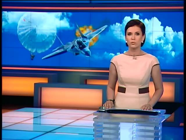 Украинский летчик прошел 40 километров по вражеской территории (видео)