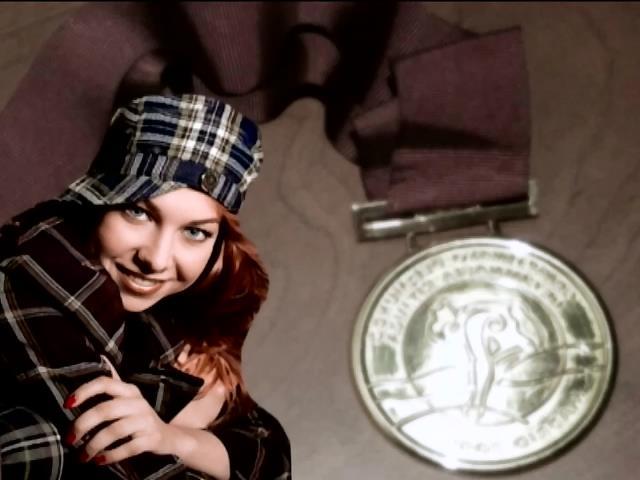 Наталiя Годунко продала золоту медаль для допомоги вiйськовим (видео)