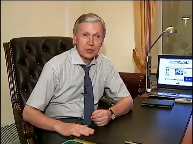 Александр Рябченко узнал о своем аресте из интернета (видео) (видео)