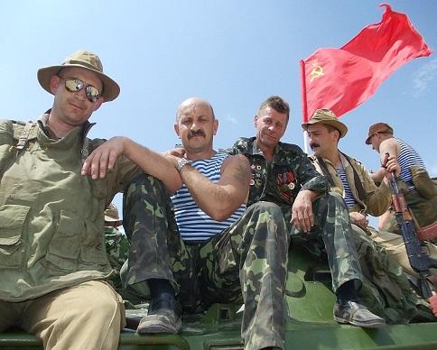 11 батальону территориальной обороны Киевской области нужны добровольцы и бронированная техника - Цензор.НЕТ 8165