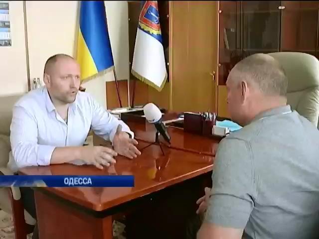 """""""Правый сектор"""" будет следить за спокойствием в Одессе (видео)"""