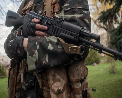 В Луганске террористы обстреляли восточные кварталы