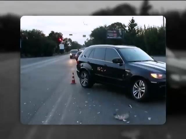 Полтавская журналистка обвиняет мэра города в нападении (видео) (видео)
