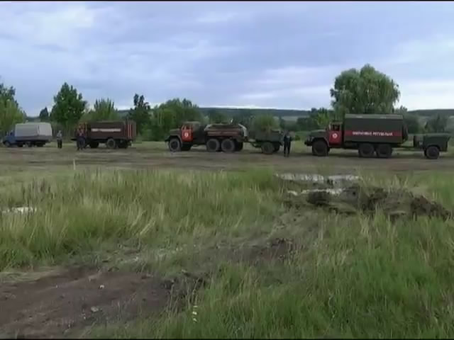 З Луганська до Щастя вивезли бiльше ста мирних жителiв (видео)