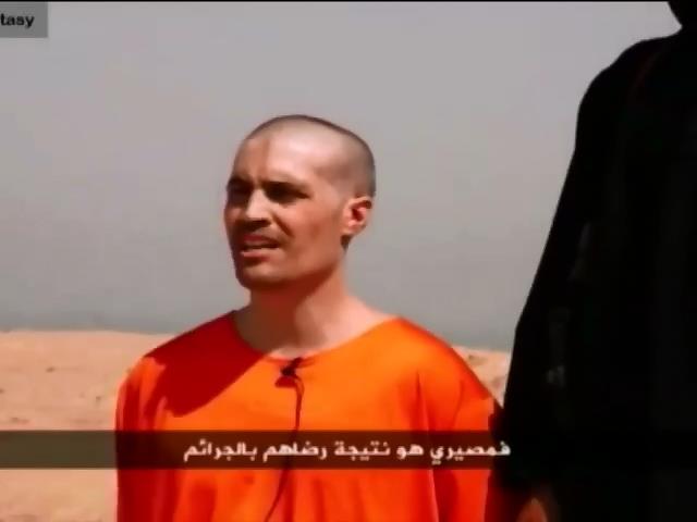 В Iраку iсламiсти погрожують стратити ще одного журналiста (видео)