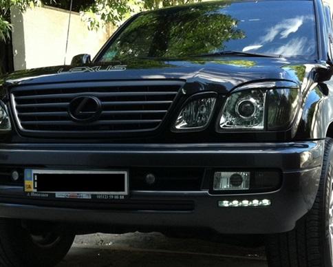 � ������ ����� �������� � ��������� Lexus LX 470 ������� ������ �������� ��������� ���