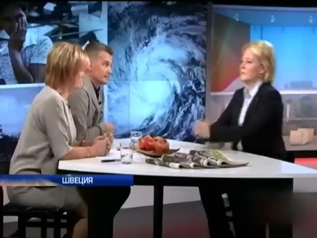 Швеция выделила 4 млн евро гуманитарной помощи Донбассу (видео)