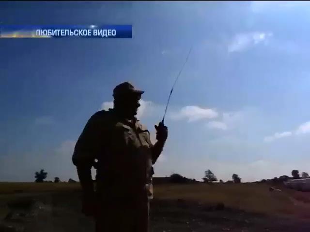 Террористы обещают помочь экипажам гуманитарного конвоя (видео) (видео)