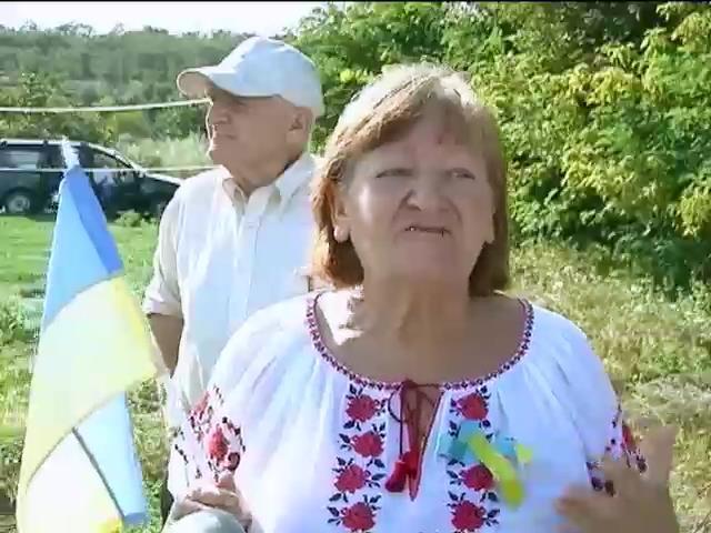 Ентiчнi нiмцi в Украiнi попросили Меркель зупинити Путiна (вiдео) (видео)