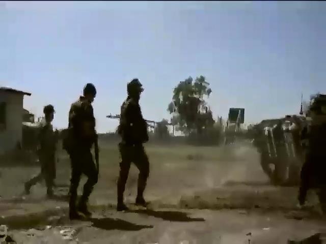 Террористы разгромили больницу в Старобешево (видео)