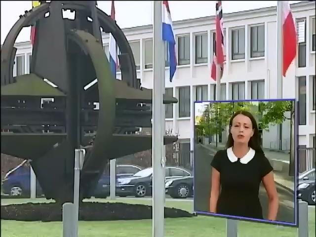 НАТО готовится защищать восточные границы от агрессии России (видео) (видео)
