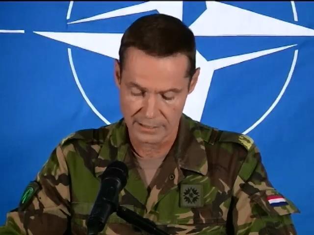 НАТО надало докази перемiщення росiйських вiйськових Украiною (видео)