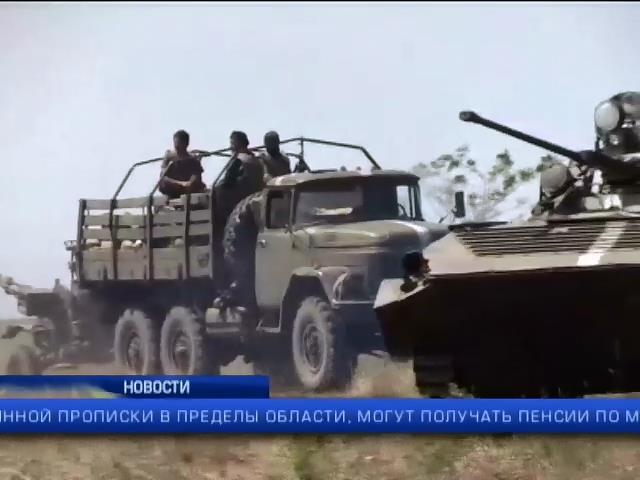 4 солдата погибли попав в засаду под Иловайском: экстренный выпуск 17:00 (видео)