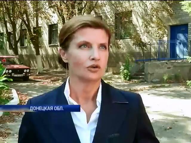 В Славянске инженерные войска восстановили школу к 1 сентября (видео)