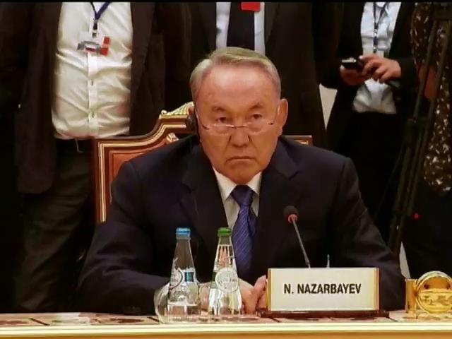 Назарбаев может выйти из Евразийского Союза ради защиты интересов страны (видео)