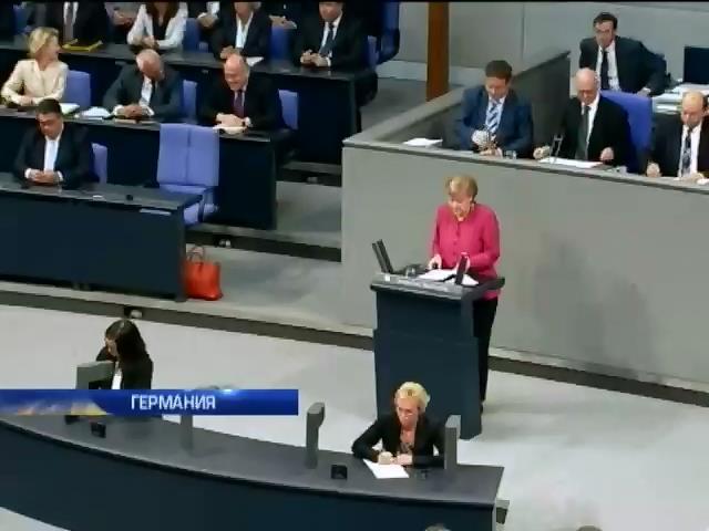 Меркель ужесточит санкции против России в ущерб немецкой экономике (видео)