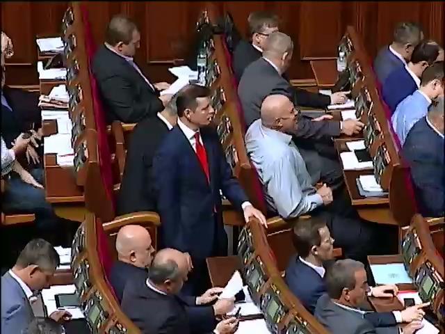 Парламент може повернути пропорцiйну виборчу систему (видео)