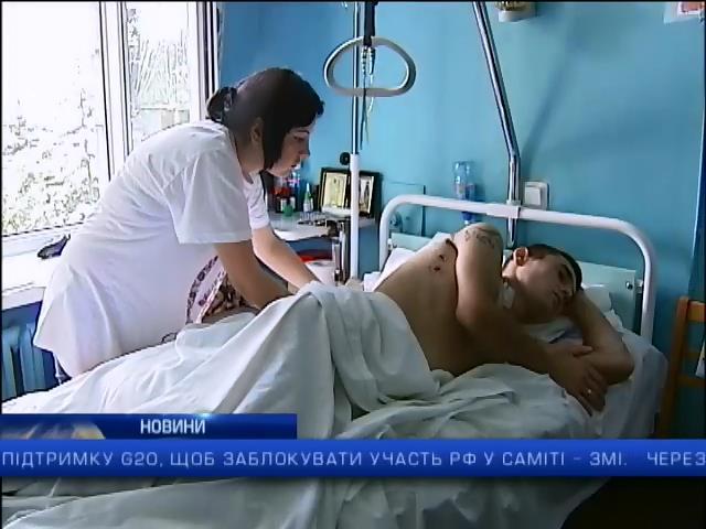 Німеччина прийме на лікування 20 бійців, поранених під Іловайськом: спецвипуск за 11:00