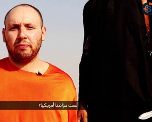 "Боевики ""Исламского государства"" обезглавили второго американского журналиста"