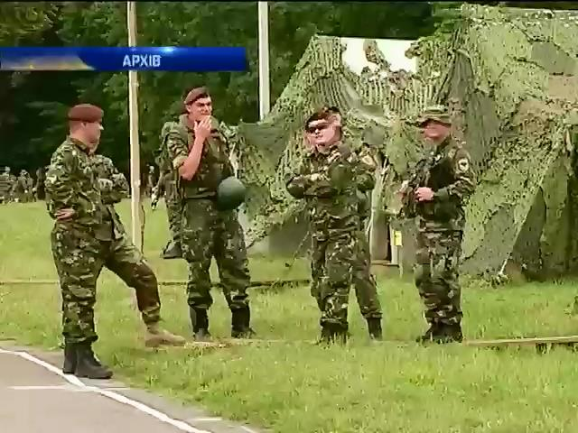 НАТО готуeться до спiльних вiйськових навчань з Украiною (видео)