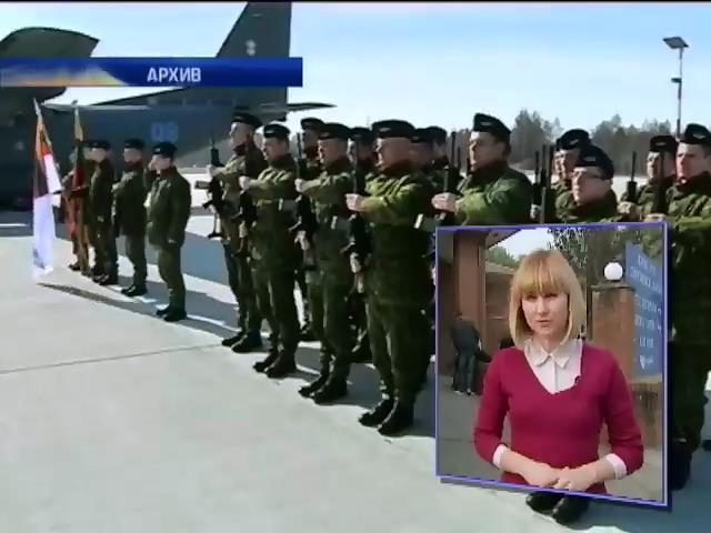 НАТО создаст спецкорпус из 4 тысяч бойцов (видео) (видео)