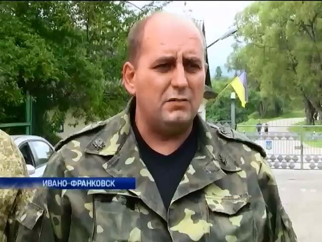 """Командира """"Прикарпатья"""" арестовали за спасение 400 бойцов (видео) (видео)"""